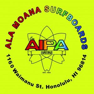 Ala Moana Surfboards Logo