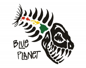 Blue Planet Surf Logo