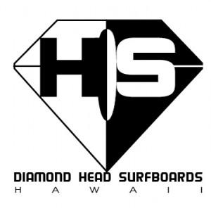 Diamond Head Surfboards Logo