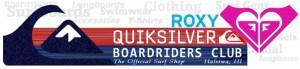 North Shore Quiksilver Boardriders Logo