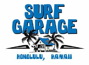 Surf Garage Logo