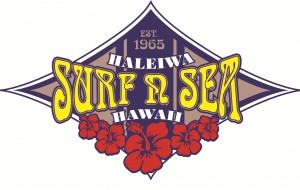 Surf N Sea logo color