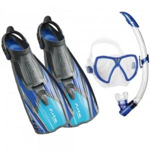 Aqua Lung Flexar Travel Snorkeling Set