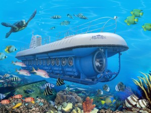 Atlantis Submarines Hawaii