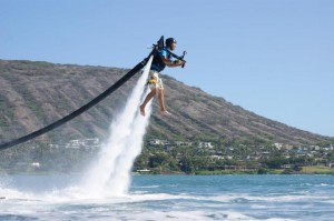 JetPack (JetLev) in Hawaii 1