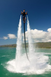 JetPack (JetLev) in Hawaii
