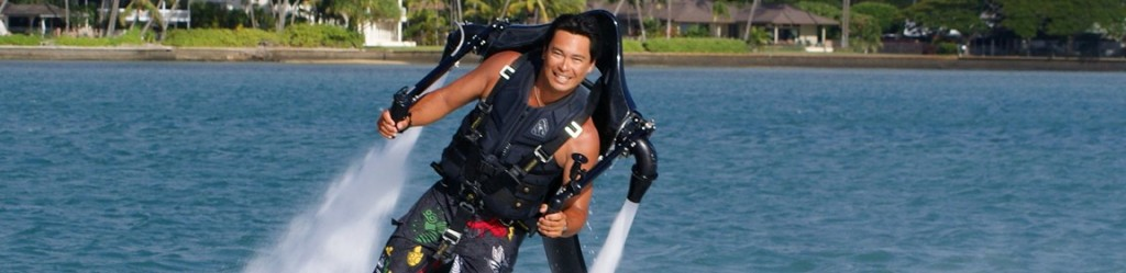 JetPack in Hawaii (JetLev)