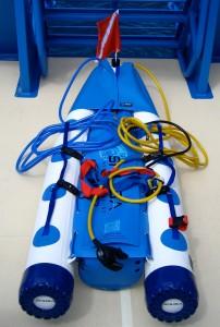 Snuba Raft and Hoses