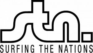 Surfing The Nations Logo