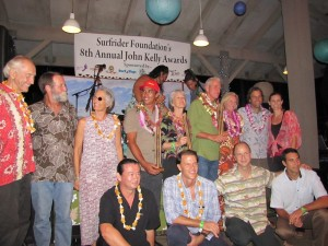Surfrider Foundation John Kelly Awards Past Winners