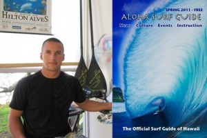 Hilton Alves Aloha Surf Guide Cover