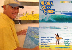 Jeffrey Roberts Aloha Surf Guide Cover