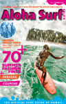 Jim Russi Aloha Surf Guide Cover