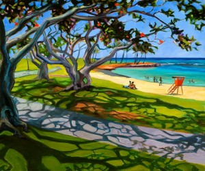 Lynne Boyer Magic Island